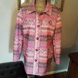 XL Sharon Young Jacket Coat